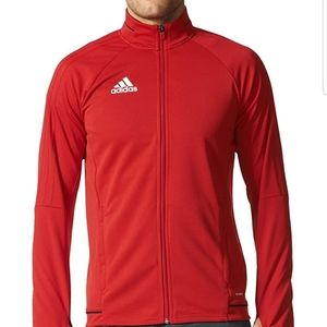 New Adidas Men's Sz S Tiro 17 TRG Jacket Training
